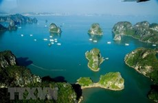Quang Ninh aims to promote green growth in Ha Long Bay