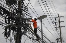 Thailand speeds up underground power line project