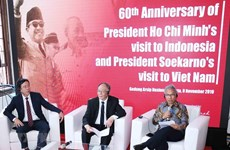 Activities mark 60th anniversary of visits by Vietnamese, Indonesian late leaders
