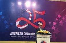AmCham Hanoi celebrates 25th anniversary