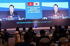 Vietnam – RoK business summit opens in Quang Nam
