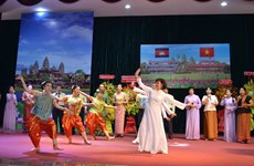 Cambodia's 66th Independence Day marked in HCM City