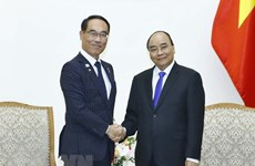 PM Phuc receives Japanese local official