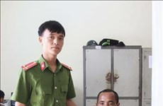 Two drug traffickers arrested in Dien Bien