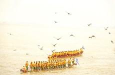 Water festival 2019 opens in Cambodia