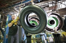 UK Dunlop to build aircraft tyre plant in Indonesia