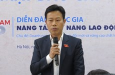 Forum to discuss improving skills for Vietnamese labourer