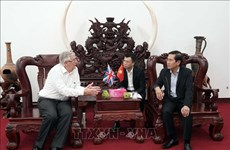UK's Aberdeen city seeks cooperation opportunities in Ninh Thuan