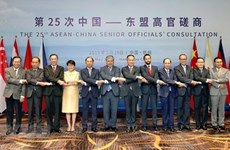 ASEAN, China seek to push socio-cultural, economic ties