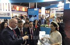 Vietnam Foodexpo helps boost trade cooperation with foreign firms