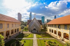 Thu Thiem Catholic Church to be preserved as national relic