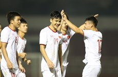 Vietnam's U19 team to compete in Toulon Tournament