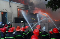 National Assembly focuses on fire prevention, fighting on November 13