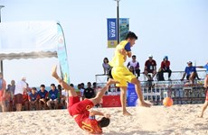 Vietnam defeat China in AFF Beach Football Championship