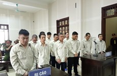 Quang Ninh court hands down death sentence to drug traffickers