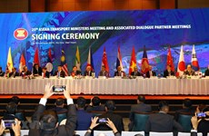 ASEAN, Japan step up transport cooperation