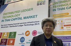 SEC, Thai fintech companies set up booths at SFF 2019