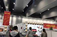 Vietnam's leather, footwear lauded at int'l fair in Australia