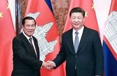 Cambodia, China to discuss feasibility of bilateral FTA