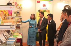 Almost 20 Vietnamese firms take part in India Int'l Trade Fair