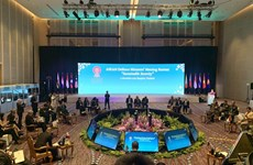 Vietnamese defence minister urges more internal integrity within ASEAN