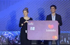 Citi, Lazada unveil credit card partnership in Vietnam