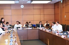 NA discuss two draft laws, adopt minority ethnic development plan