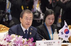RoK President values ASEAN's role in advancing peace on Korean Peninsula