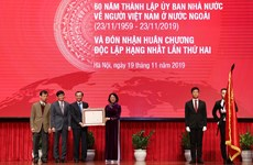 Commission on overseas Vietnamese marks 60th anniversary