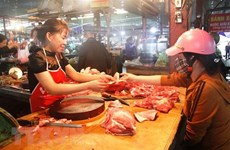 Inflation controllable despite soaring pork prices: Deputy PM