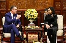 Ireland's renewable energy developer pledges support for Vietnam