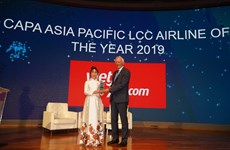Vietjet named Asia Pacific's low cost airline of the year