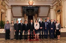 HCM City hopes to intensify cooperation with Australia: official