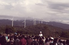 Indonesia hopes to draw nearly 64 billion USD investment in energy