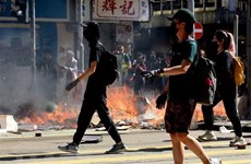 No losses of Vietnamese citizens in Hong Kong reported yet