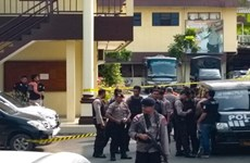 Indonesia: 74 terror suspects arrested after bombing on Sumatra island