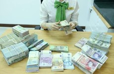 Reference exchange rate up 9 VND on November 21
