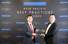 Viettel Telecom honoured as best mobile data service provider in 2019