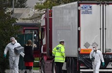 No information on UK's support for repatriation of truck death victims