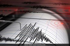 Strong earthquakes shake Laos, Thailand