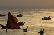 Vietnam, China hold talks on less sensitive marine cooperation areas