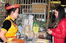 Vietnam fair promotes regional staples
