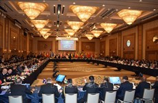 2nd Coast Guard Global Summit closes in Japan