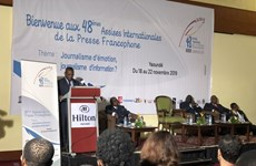 Cameroon hosts General Assembly of Union of Francophone Press