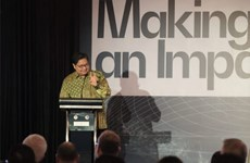 Indonesia targets 5.6 percent economic growth in 2020