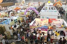 Vietnamese firms attend Asia Pacific food expo in Singapore