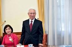 Vietnamese Ambassador to China presents credentials