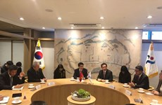 Hanoi, Seoul seek to foster investment cooperation