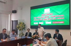Vietnam, Cambodia hold untapped economic cooperation potential