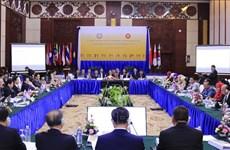 ASEAN+3 promote social welfare, development